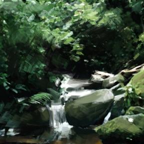 Landscape - Digital, 2008