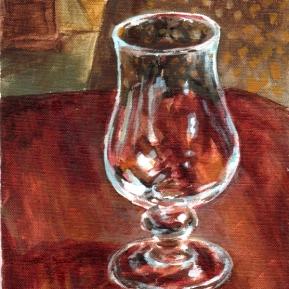 Unibroue Glass - Acrylic, 2006